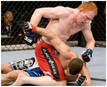 Mark Bocek UFC