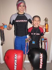 Dominic and Kyra Batara