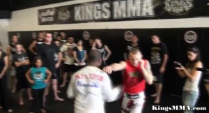 kings MMA grand opening