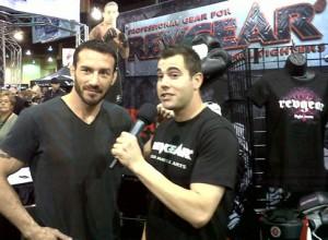 Nate Quarry UFC fan expo