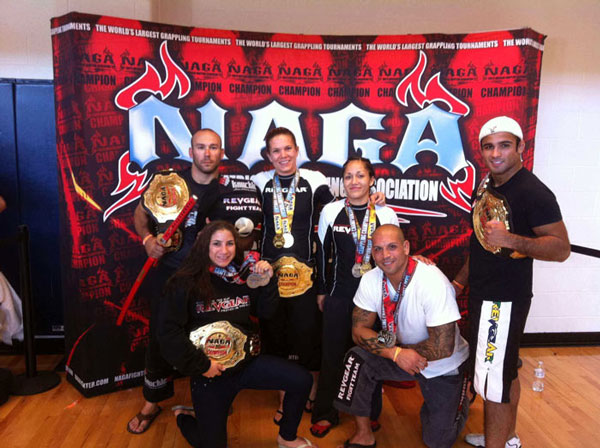 Team Knuckle Up Sweeps Titles at NAGA