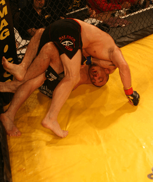 Tyrel Brown Guillotine Choke