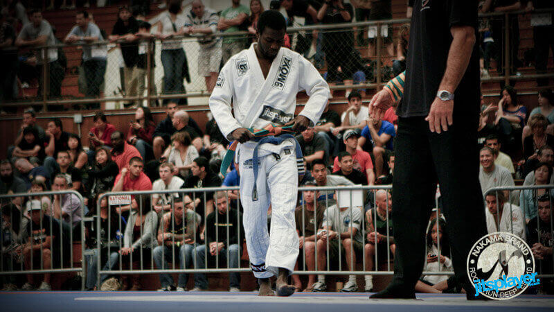 Dominique Hoskins jiu jitsu fighter