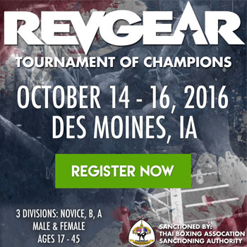 Revgear Tournament of Champions Registration
