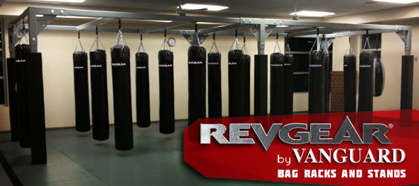 Revgear Cages Rings Amp Bag Slings Are Here Revgear